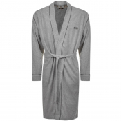 Product Image for BOSS HUGO BOSS Kimono Bath Robe Grey